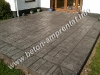 beton amprentat 18