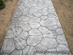 beton-amprentat-ilfov